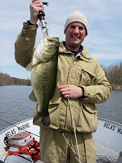 Philladelphia largemouth bass